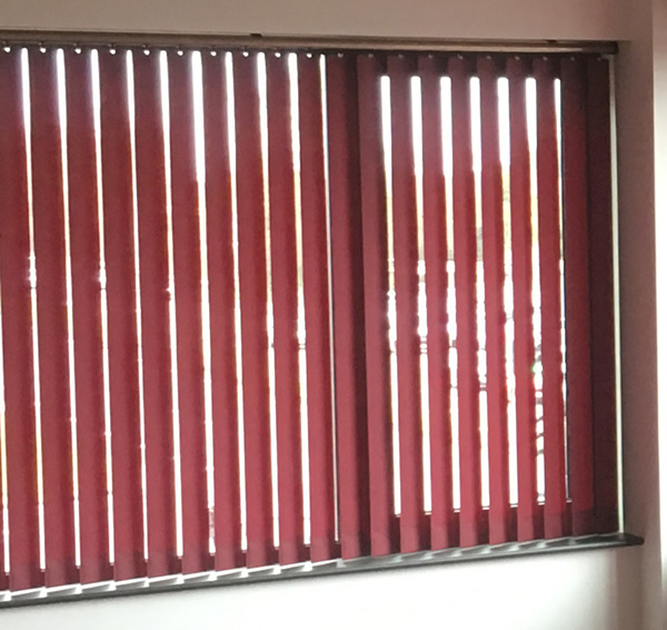 Vertical Blinds Belfast