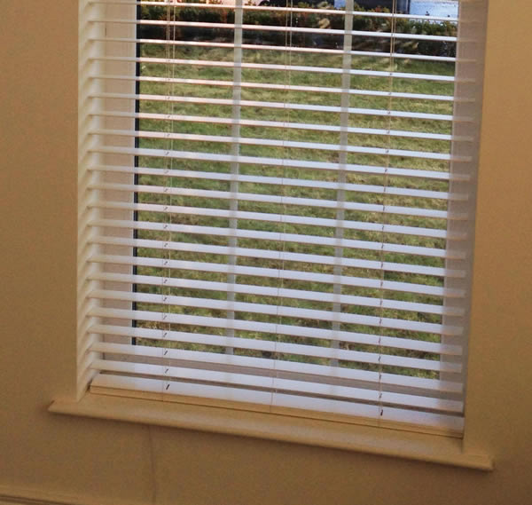 Metal Amp Wood Venetian Blinds Specialists Belfast