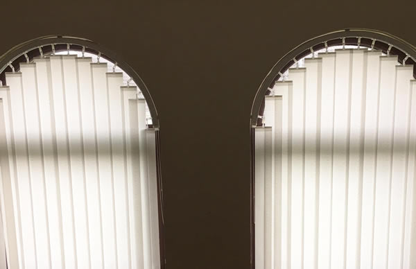 Awkward Shaped Window Blinds Belfast Custom Shaped