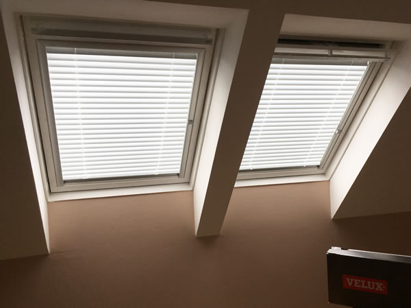 Wood Venetian blinds Belfast