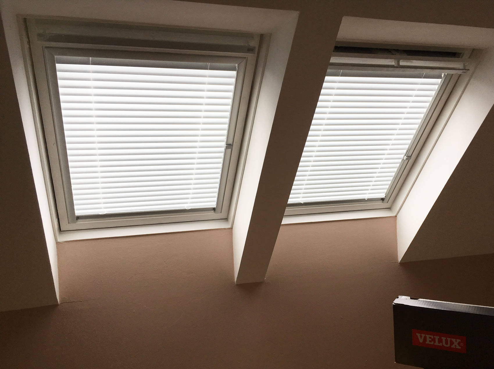 Velux Metal Venetian Blind 3 Murphys Blinds